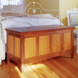 Heirloom Hope Chest Downloadable Plan
