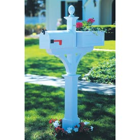 Mailbox Planter Downloadable Plan