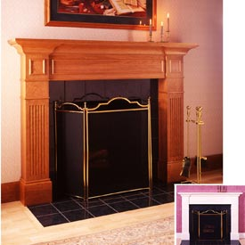 Fabulous Fireplace Woodworking Plan, Furniture Architectural Elements
