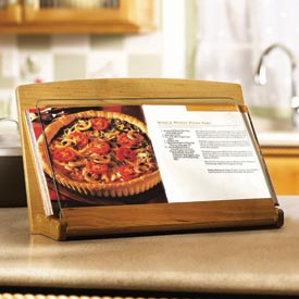 Cookbook Holder Printed Plan