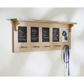 Country Coatrack Printed Plan