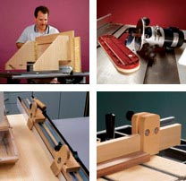 Tablesaw Seven Pack Woodworking Plan, Workshop & Jigs Jigs & Fixtures
