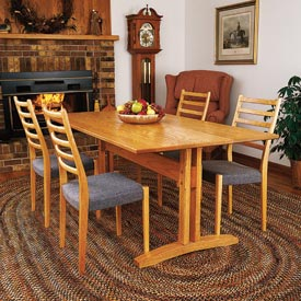 Trestle Table Downloadable Plan