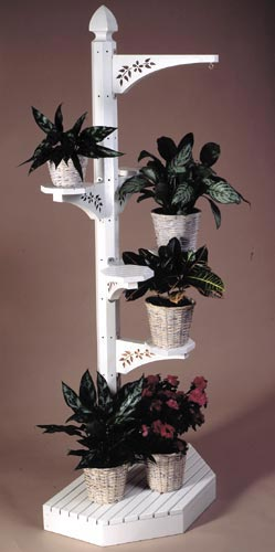 Plant stand Woodworking Plan, Outdoor Planters