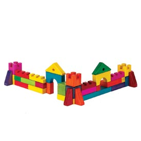 Playtime building blocks Woodworking Plan, Toys & Kids Furniture