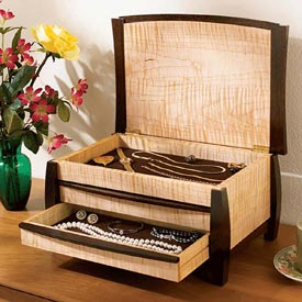 A Gem of a Jewelry Box Downloadable Plan