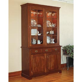 Heirloom China Cabinet Printed Plan