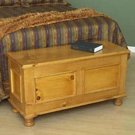 Cedar-Lined Blanket Chest Printed Plan