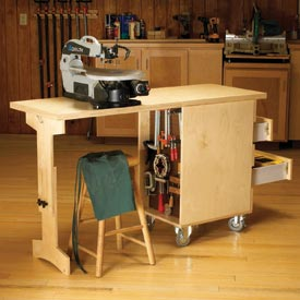 Shop Cart/Workbench Downloadable Plan