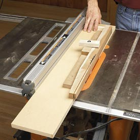 Super-Simple Tapering Jig Downloadable Plan