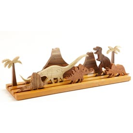 Scrollsaw Dinosaur Puzzle Woodworking Plan, Toys & Kids Furniture Gifts & Decorations Scrollsaw, Carving, & Decorative Projects