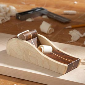 Shop-made Hand Plane Downloadable Plan