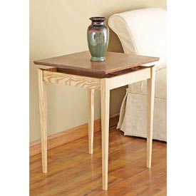 Floating-top Table Downloadable Plan