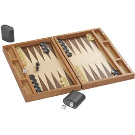 Boxed-Up backgammon Board Printed Plan