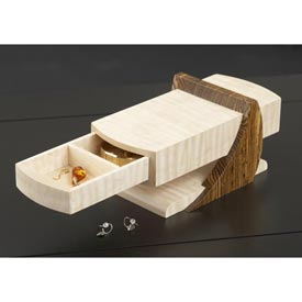 Cantilevered Jewelry Box Downloadable Plan