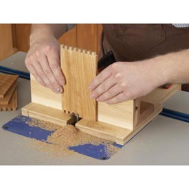 Box-Joint Jig Downloadable Plan