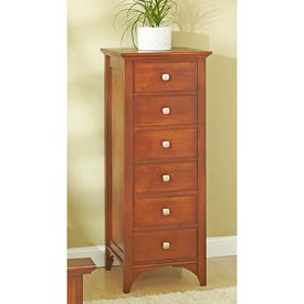 Traditional Lingerie Chest Woodworking Plan, Furniture Beds & Bedroom Sets