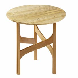 Elegant Accent Table Woodworking Plan, Furniture Tables