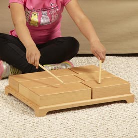 Musical Wood Blocks