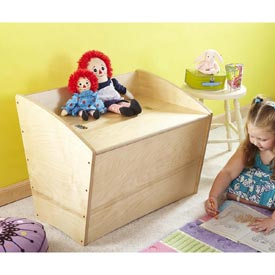 Toy Box and Bench
