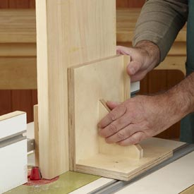 Router-Table Pushblock Downloadable Plan