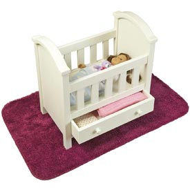 Darling Doll Bed Downloadable Plan