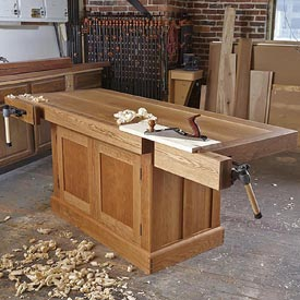 Heirloom Workbench Downloadable Plan