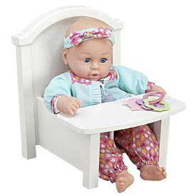 Darling Doll Chair Printed Plan