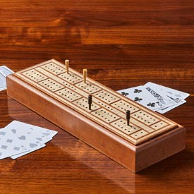 Cribbage Board Downloadable Plan