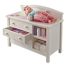 Darling Doll Changing Table