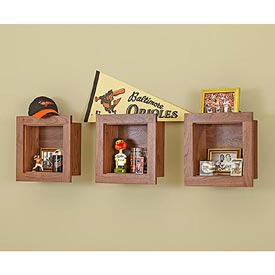 Shadow Boxes Woodworking Plan, Furniture Bookcases & Shelving