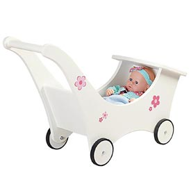 Darling Doll Stroller Woodworking Plan, Toys & Kids Furniture