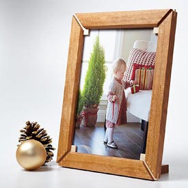 Splined-Miter Frame Woodworking Plan, Gifts & Decorations Picture Frames