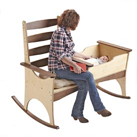 Nanny Rocker Woodworking Plan, Furniture Seating Toys & Kids Furniture