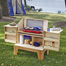 Camp Kitchen Downloadable Plan