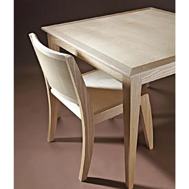 4-square Table and Chairs Woodworking Plan, Furniture Tables Furniture Seating
