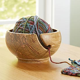 Spin a Yarn Bowl Downloadable Plan