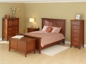 Traditional Bedroom Downloadable Plan Set