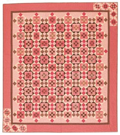 Peppermint Patty Pattern Bed Quilts Valentine%27s Day Quilts  American Patchwork & Quilting
