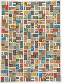 Fabric Fusion Pattern Throws   American Patchwork & Quilting
