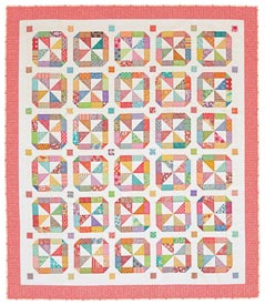 Merry Go Round Pattern Bed Quilts Spring Quilts  American Patchwork & Quilting