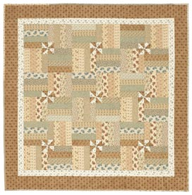 Cre_me Brulee Pattern Throws   Quilts and More