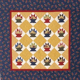 Southern Hospitality Pattern Wall Quilts   Quilt Sampler