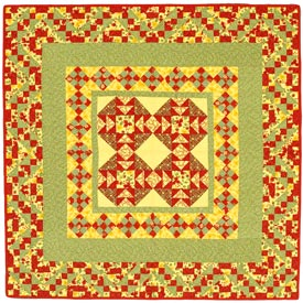 T Is For Treasure Pattern Throws Summer Quilts  Quilt Sampler
