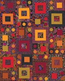 Nuts and Bolts Pattern Throws Summer Quilts  Quilt Sampler