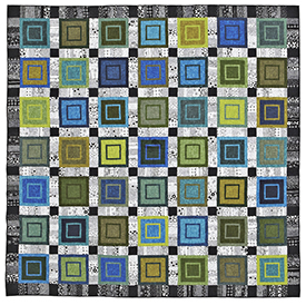 Fit to Print Pattern Bed Quilts   American Patchwork & Quilting