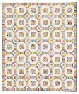 Thirty Something Pattern Throws   American Patchwork & Quilting