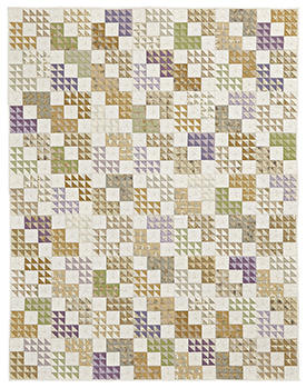 Simply Brilliant Pattern Throws   American Patchwork & Quilting