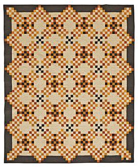 Midnight Hour Pattern Bed Quilts Fall Quilts Halloween Quilts American Patchwork & Quilting