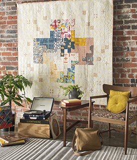 Grand Total Pattern Throws American Patchwork & Quilting